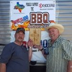 Our 1st BBQ cookoff sponsorship