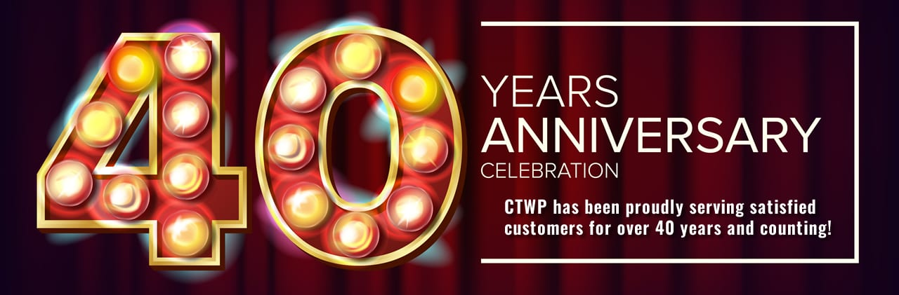 CTWP 40 Year Anniversary Celebration