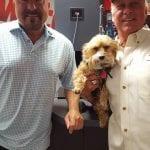 David, Zack Owen & Leroy at Waco 100