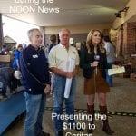 Live Broadcast - Caritas Donation