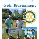 Sunrise Rotary Golf Tournament July 14, 2017