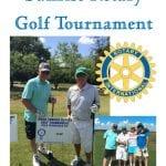 Sunrise Rotary Golf Tournament July 14, 2017
