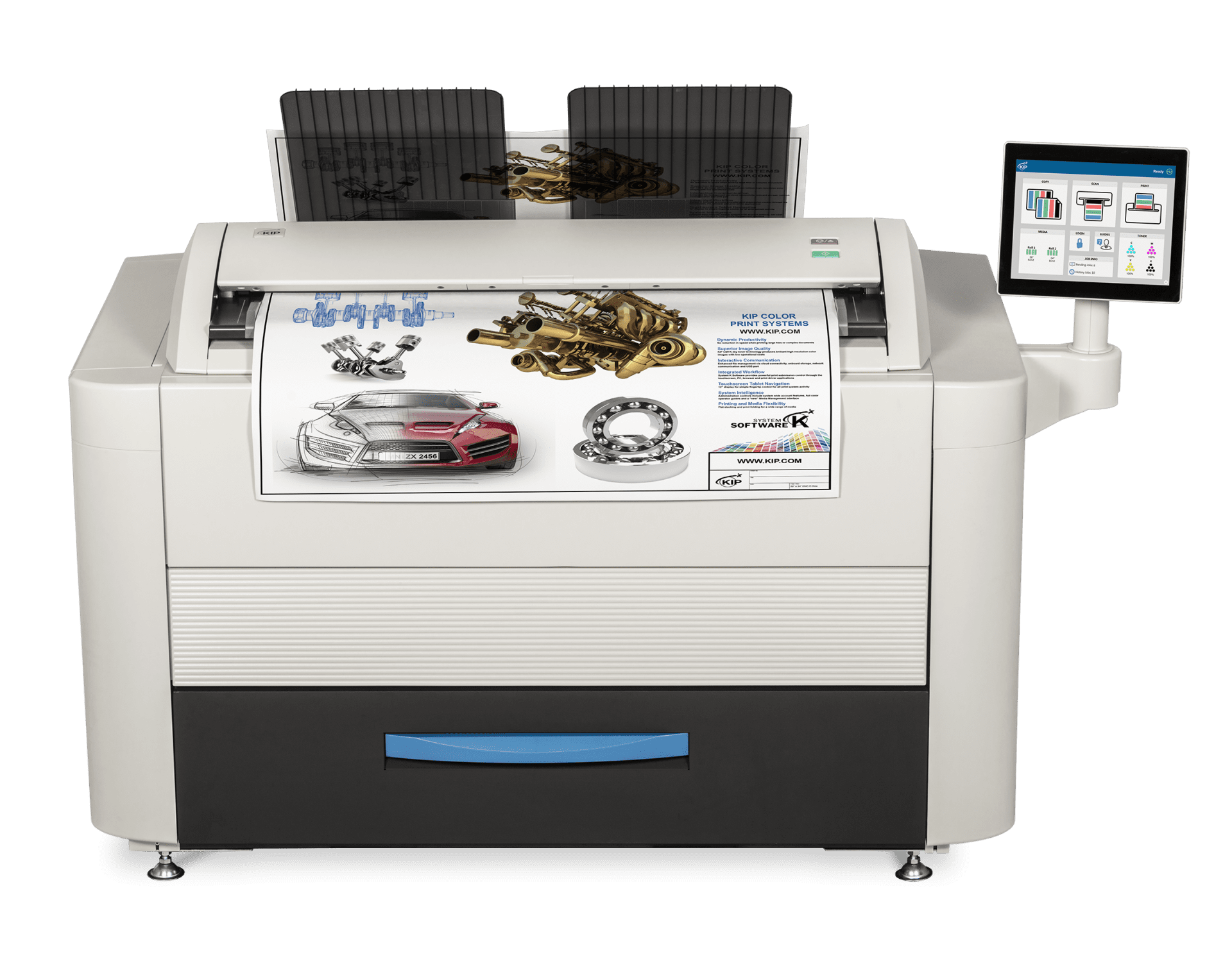 Kip 600 Series - wide format
